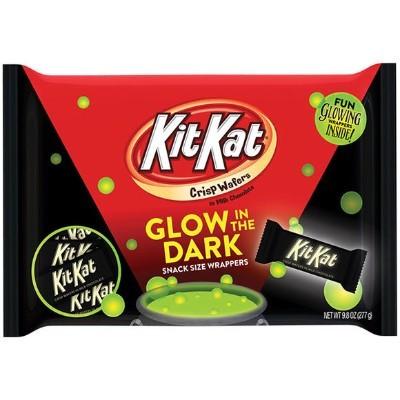 Glow in the dark KitKat's