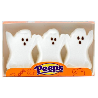 Ghostly Marshmallow's