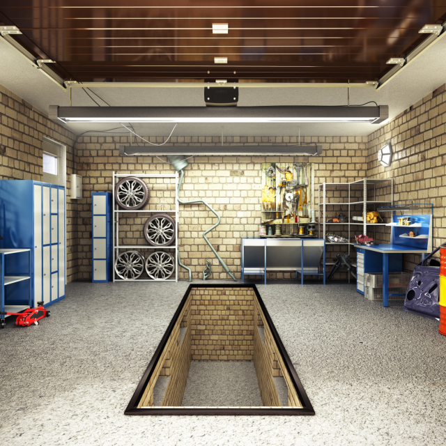 a whole workshop
