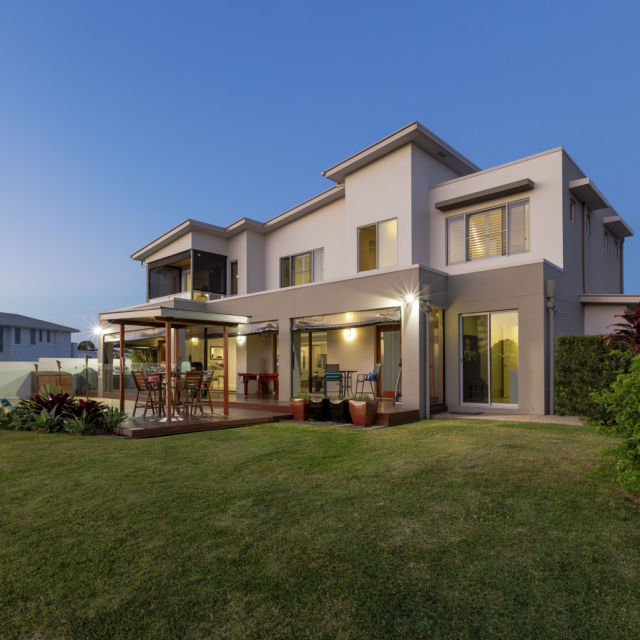 big, full of potential and excitement