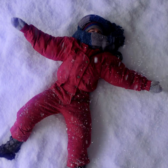 Mom Puts on the Snow Suit in A Christmas Story