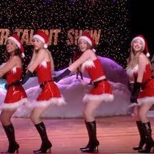 The Plastics Sing Jingle Bell Rock in Mean Girls