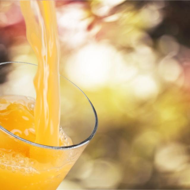 Fruit juice (like apple, orange, etc.)
