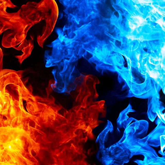 Fire: symbol of passion and desire
