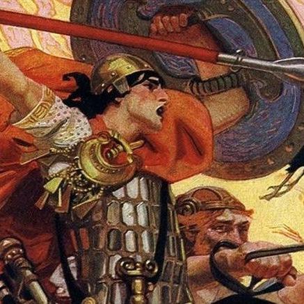 I am ready to know my Celtic God