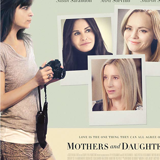 """Mothers & Daughters starring """"Monica""""  Interwoven stories about what it means to be a mom, tied together via photographer, Rigby Gray."""