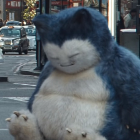 Snorlax. Is. Me.