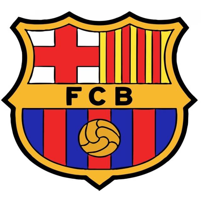 «Барселона» (в 1/4 играет с «Манчестер Юнайтед»)