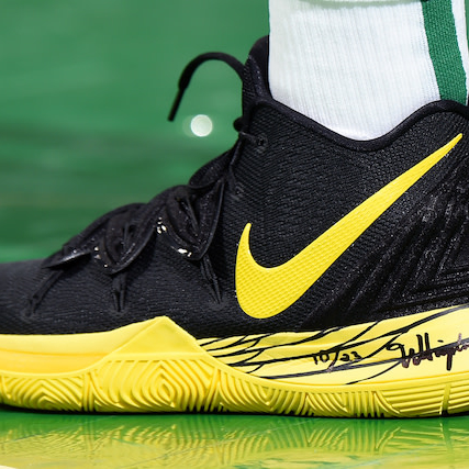 c8f5c3946298 Which player had the best sneakers of Week 22 in the NBA