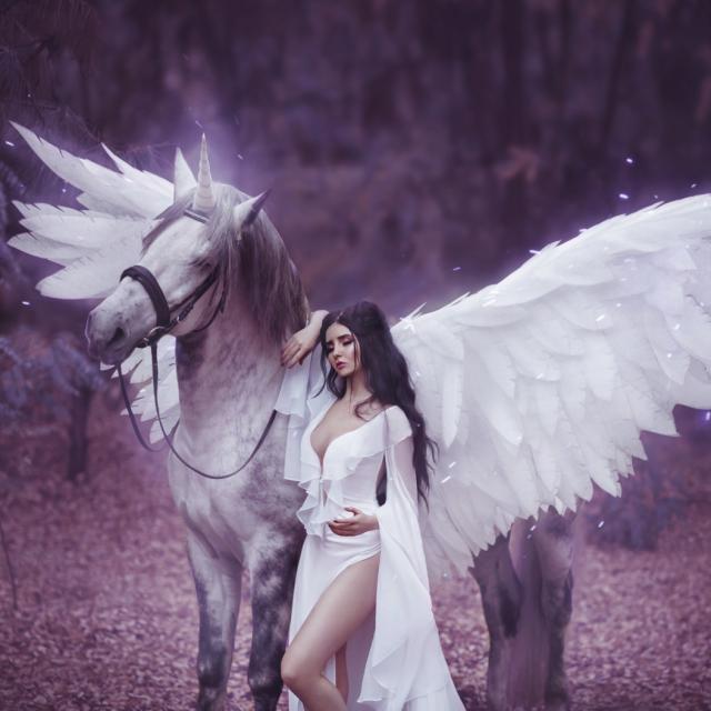 Give them eternal life as a beautiful unicorn :)
