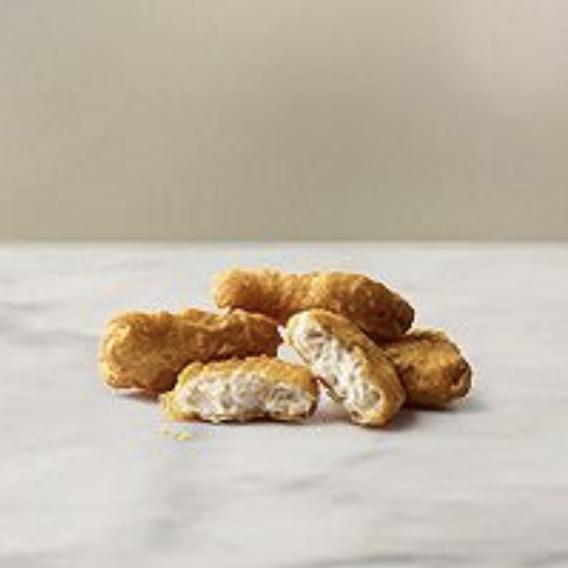 4 piece Chicken McNuggets