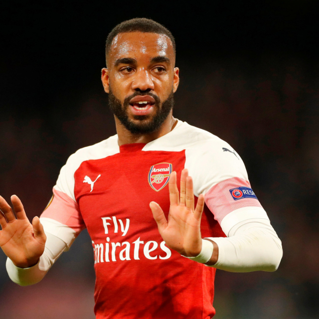 Alexandre Lacazette (Arsenal)