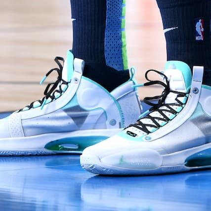 best sneakers in the NBA during Week
