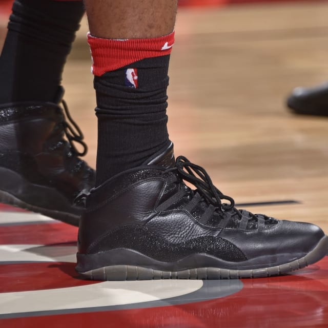 newest be105 26356 NBA -- Which player had the best sneakers in Week 7