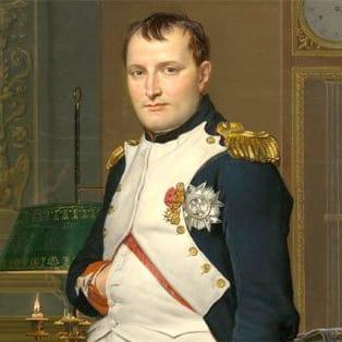 Napoleón a Josefina