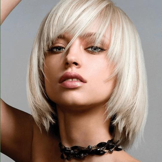 Блондинки, короткая стрижка