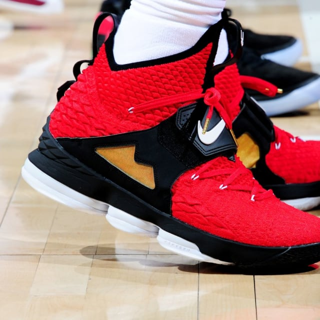 df61969b1c2c Which NBA player had the best sneakers in Week 17