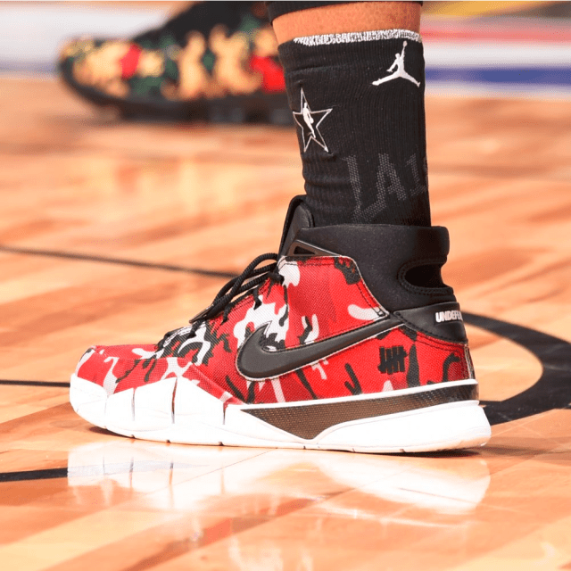 644cdd0d6f59 Which NBA player had the best sneakers in the 2018 NBA All-Star Game