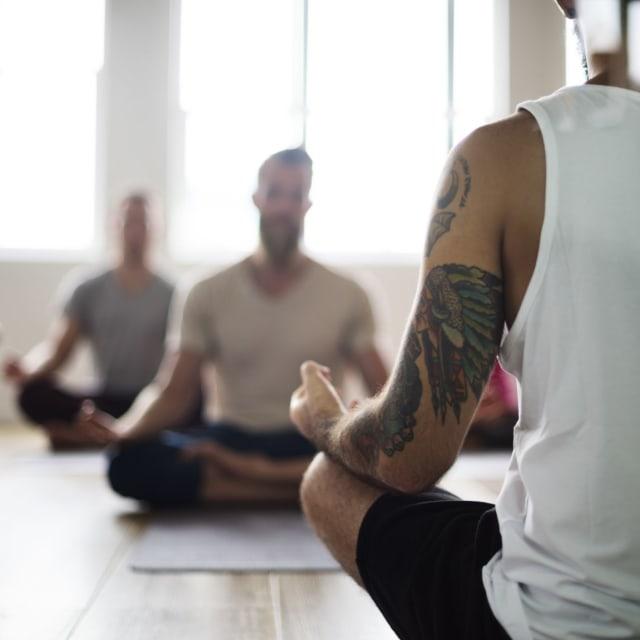 Yoga for daaaaaaays