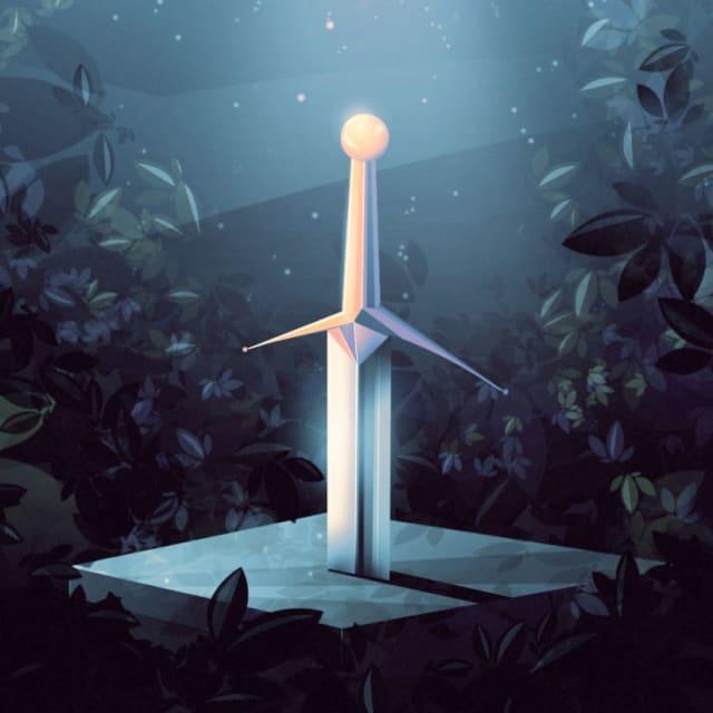 Godric Gryffindor's Sword