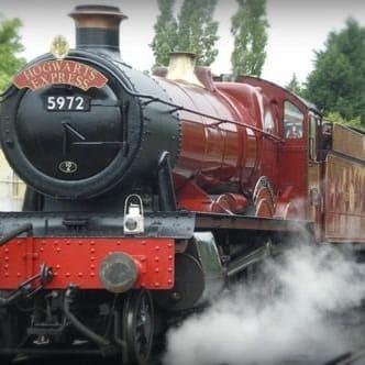 Vintage, Cozy Train