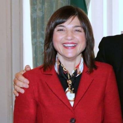 Debora Serracchiani, 47 anni