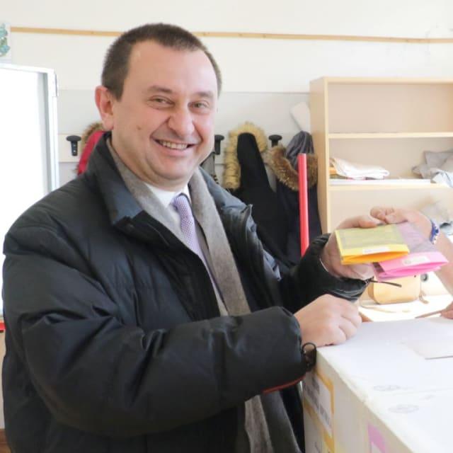 Ettore Rosato, 48 anni