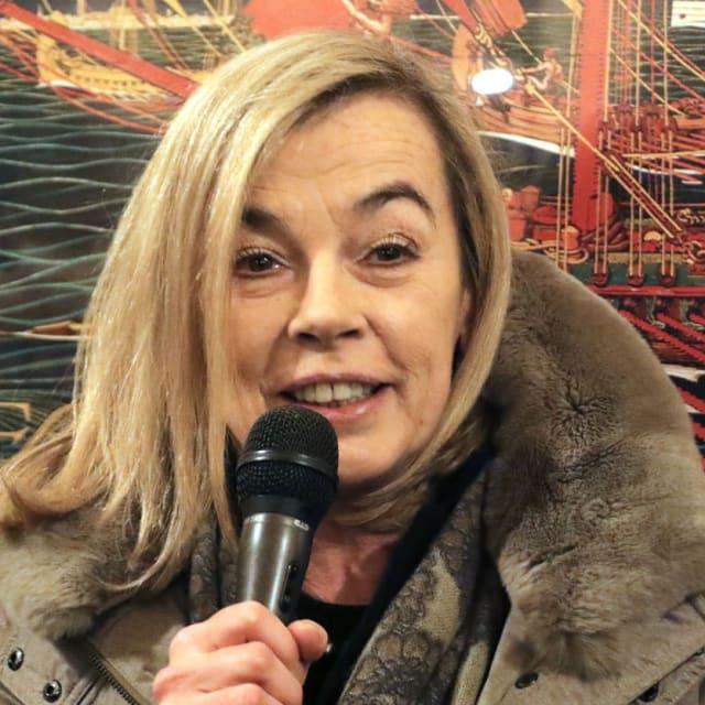 Laura Stabile, 60 anni