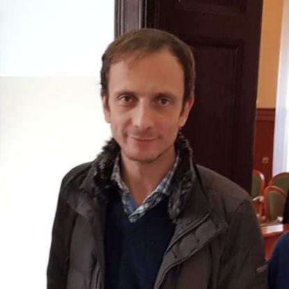 Massimiliano Fedriga, 37 anni