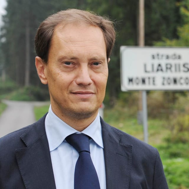 Luca Ciriani, 51 anni