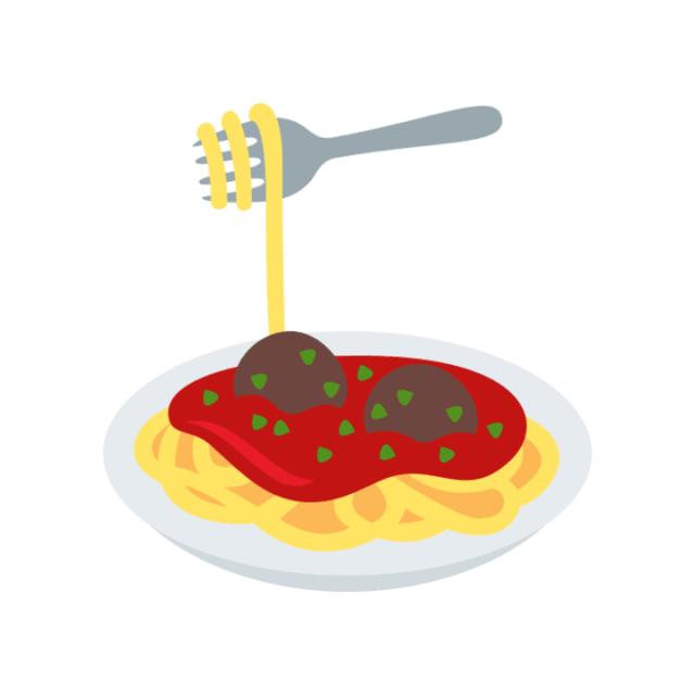 Pasta DEFINITELY!