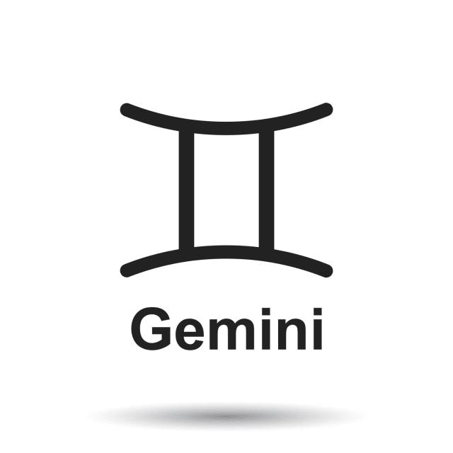 21 May- 21 June (Gemini)