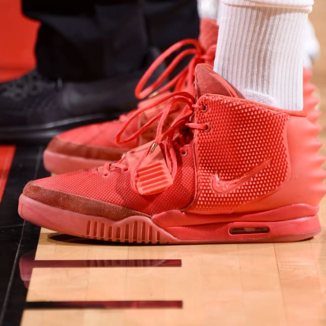 87624c4a30110 Which player had the best sneakers in Week 21 in the NBA  LeBron James.  LeBron James. Stephen Curry. Stephen Curry. PJ Tucker