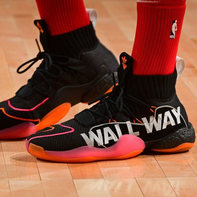 huge discount d72e4 67acb Which NBA player had the best sneakers in Week 25