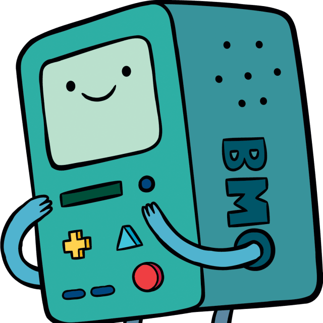 BMO, from Adventure Time