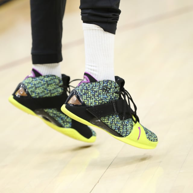 2221c34ed2b1 2018 NBA Finals sneakers review - All the kicks stars wore