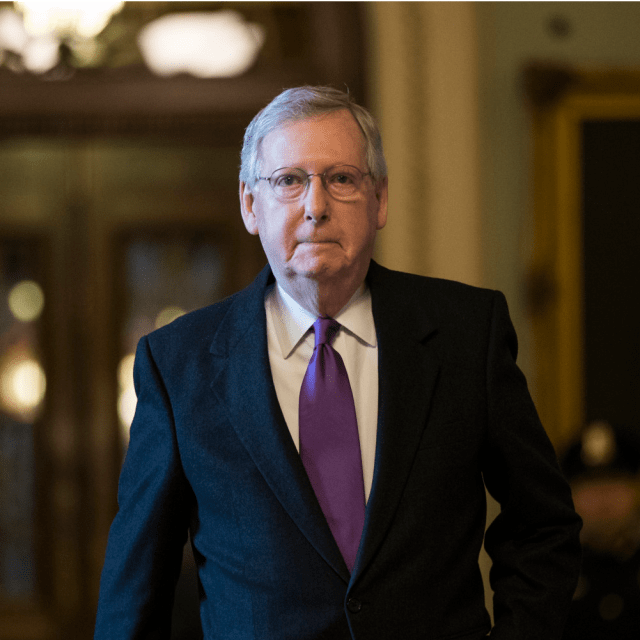 Taken from the statement of Senate Majority Leader Mitch McConnell