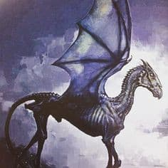 The thestral