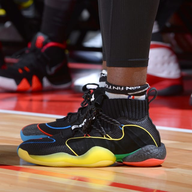 e1c1018b5 Which NBA player had the best sneakers in 2018 Summer League