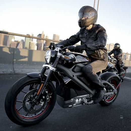 Yes – A crucial part of motorcycling is the human element!