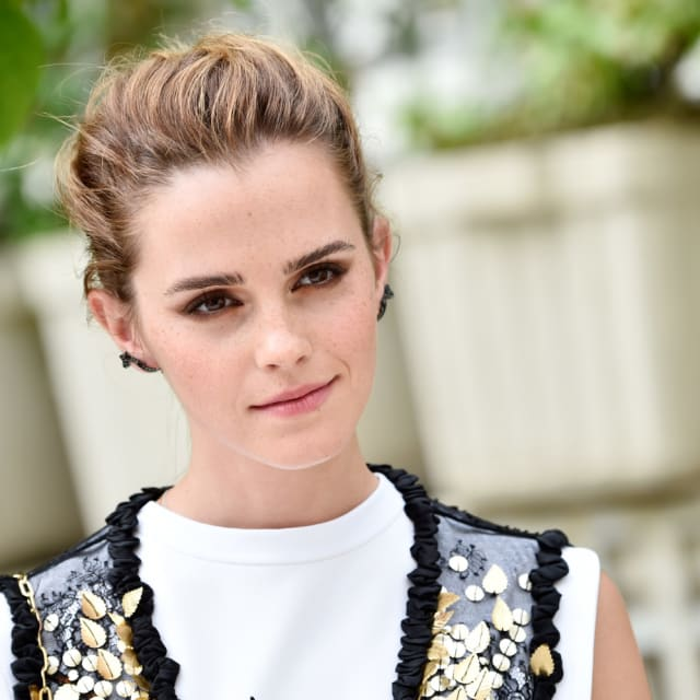 Emma Watson. For the delightful feminist banter, ,of course.