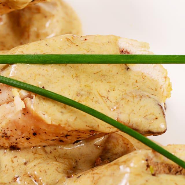 Chicken Émincé