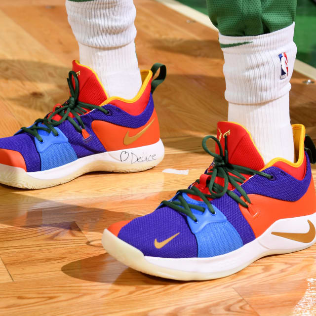 a9fc7a7fda87d9 Which NBA player had the best kicks in the first week of the season