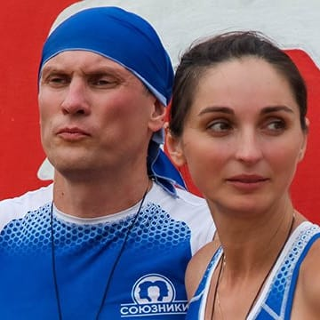 Команда синих