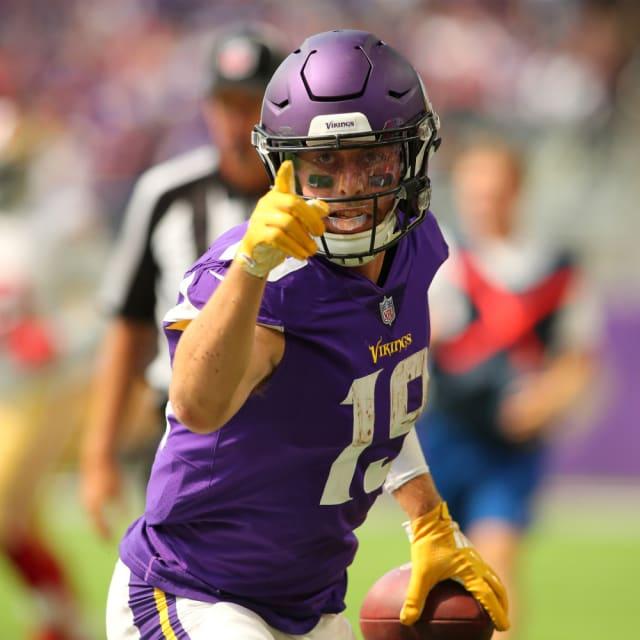 Adam Thielen, Vikings