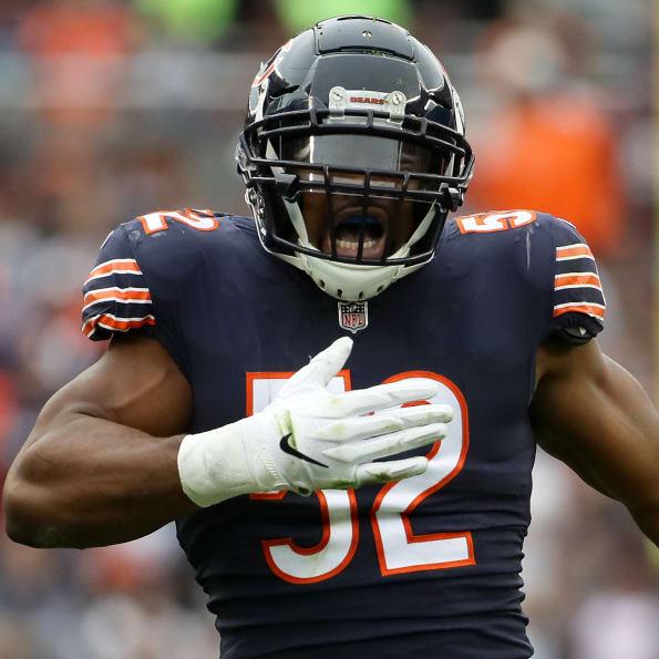 Khalil Mack, Bears