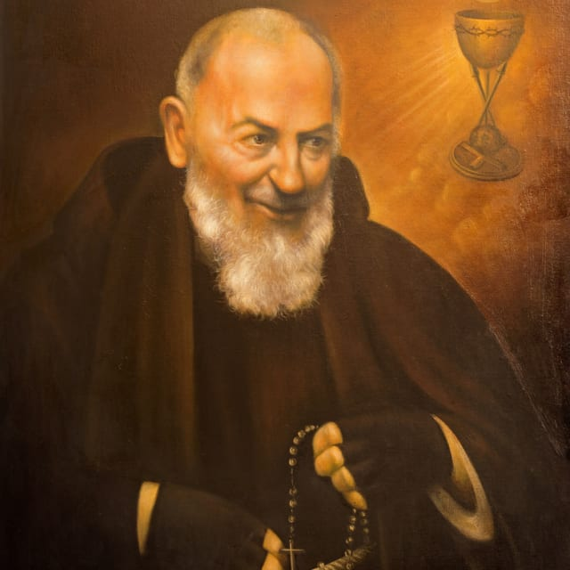 S. Padre Pio