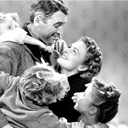 Mrs. Bailey - It's a Wonderful Life