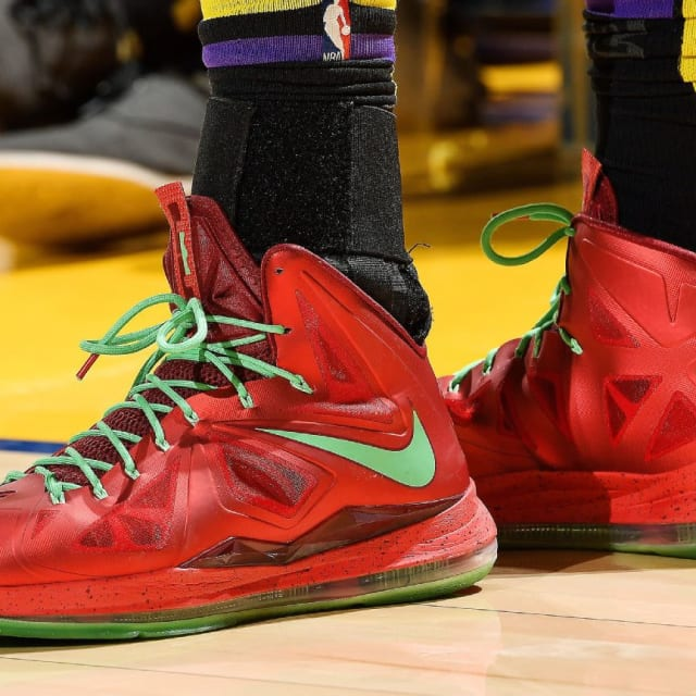 eabbfb138eab51 Which player had the best Christmas Day sneakers in the NBA