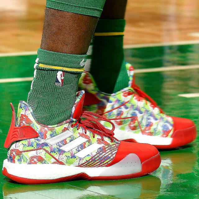 69f8dbcc8c1 Which player had the best Christmas Day sneakers in the NBA